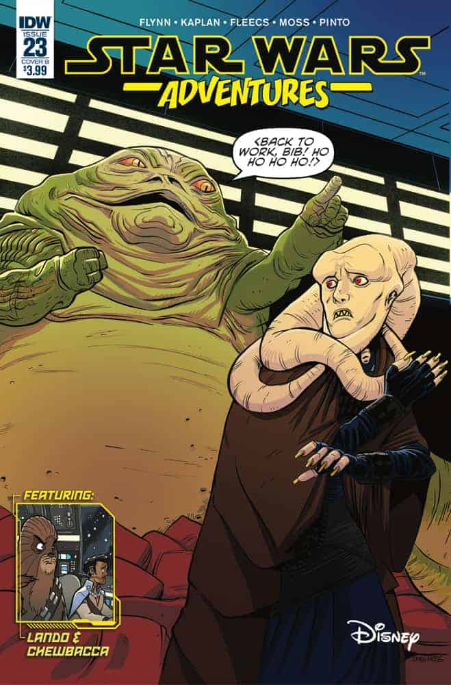 Star Wars Adventures #23 - Cover B