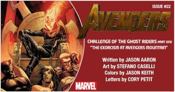 Preview] Marvel Comics' 7/31 Release: AVENGERS #22 – PopCultHQ