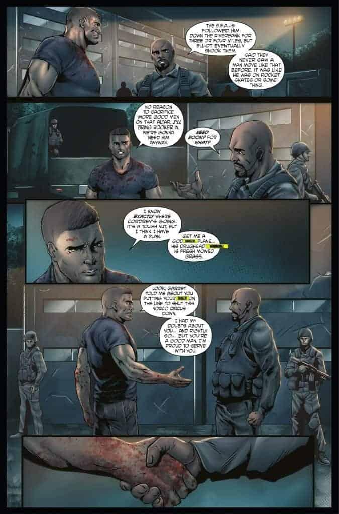 ABERRANT Season 2 #5 - page 6