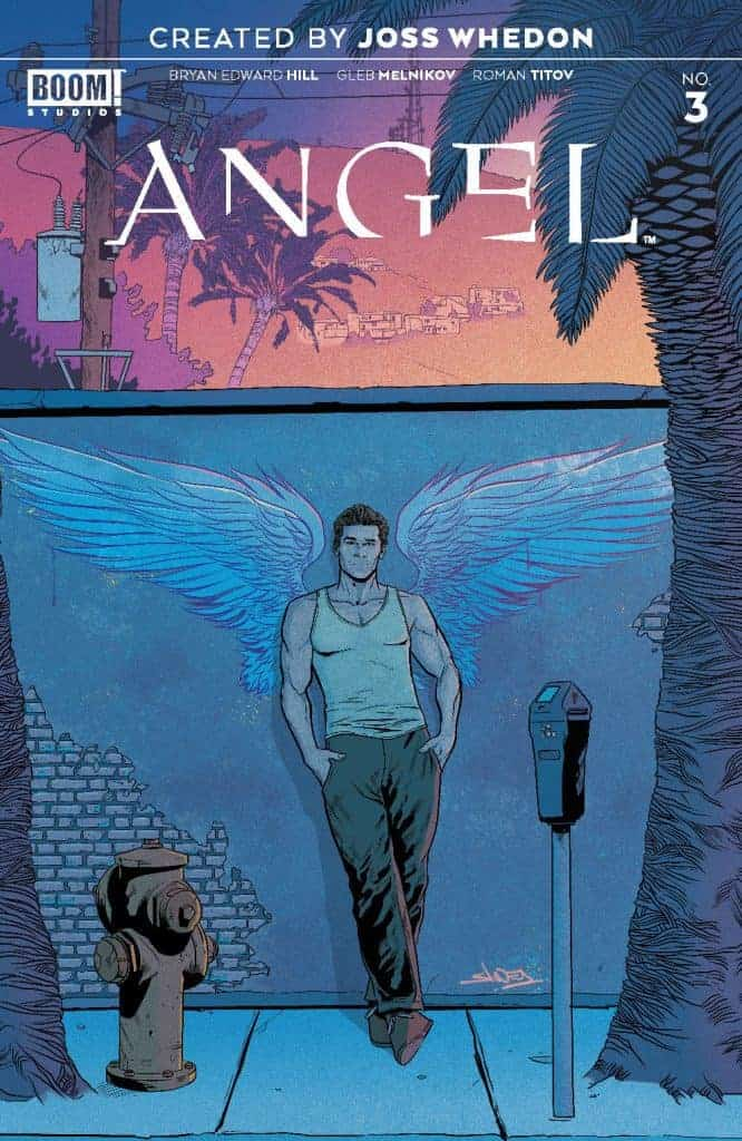 ANGEL #3 - One Per Store Variant