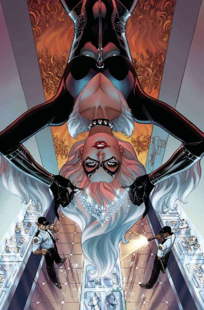 BLACK CAT #2 - Cover B