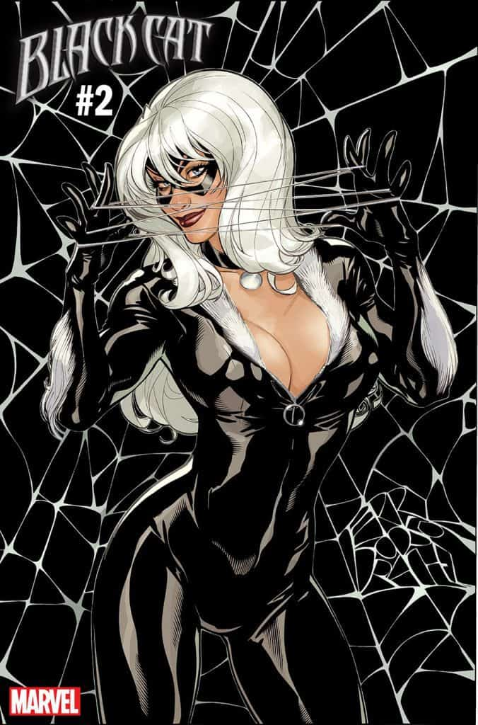 BLACK CAT #2 - Cover E