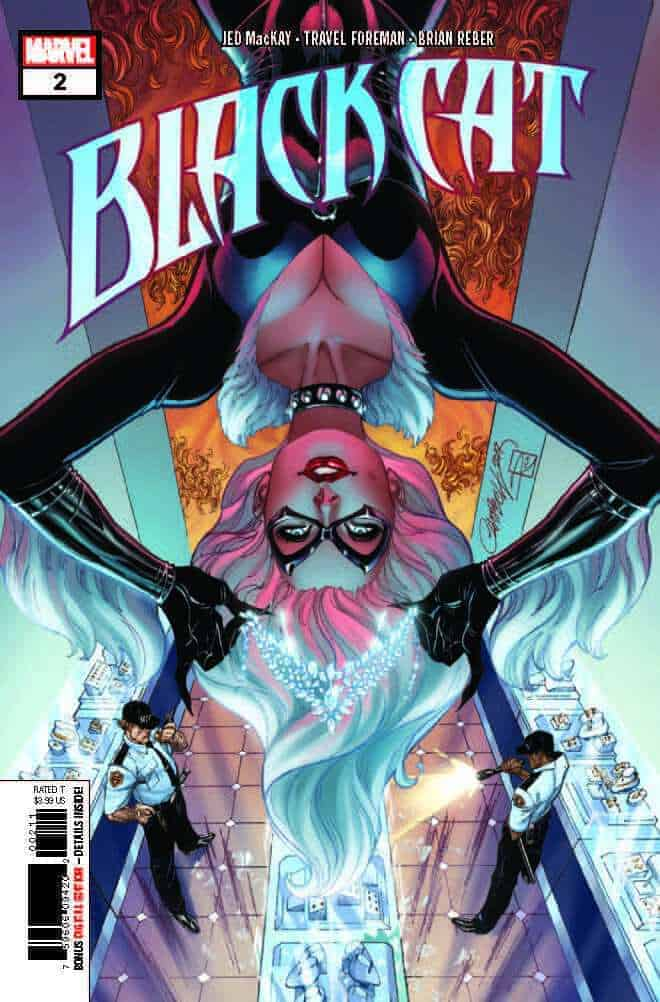 BLACK CAT #2 - Cover A