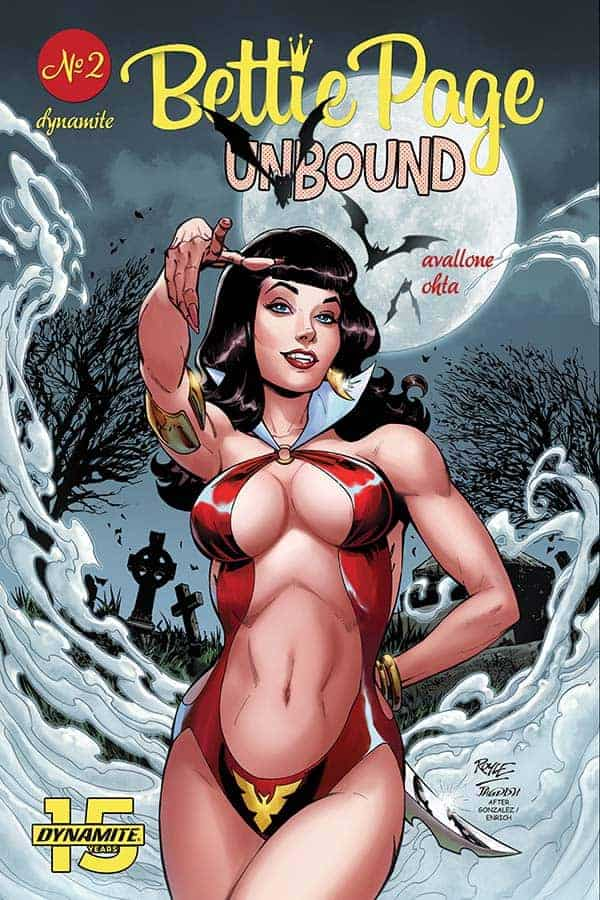 Bettie Page: Unbound #2 - Cover A