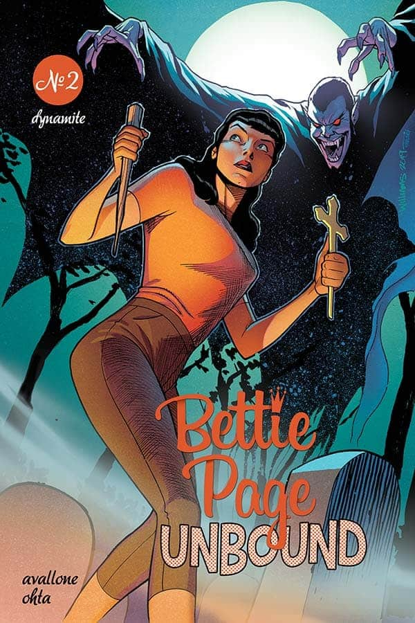 Bettie Page: Unbound #2 - Cover C