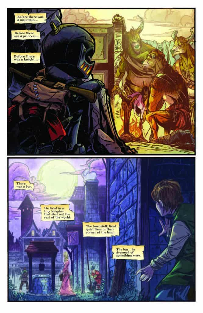 CANTO #2 - preview page 2