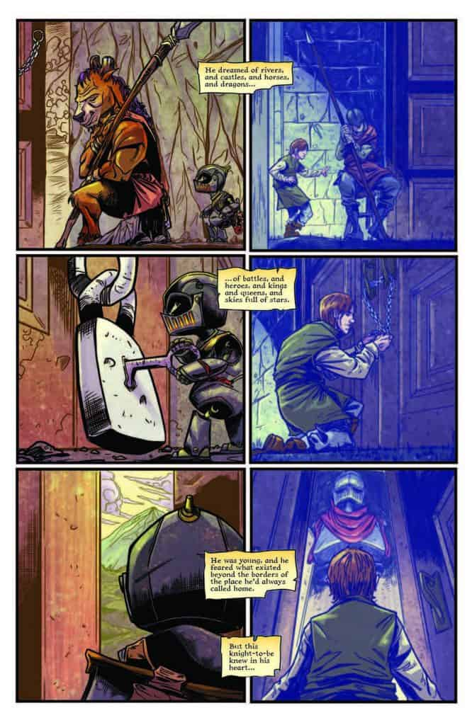 CANTO #2 - preview page 3