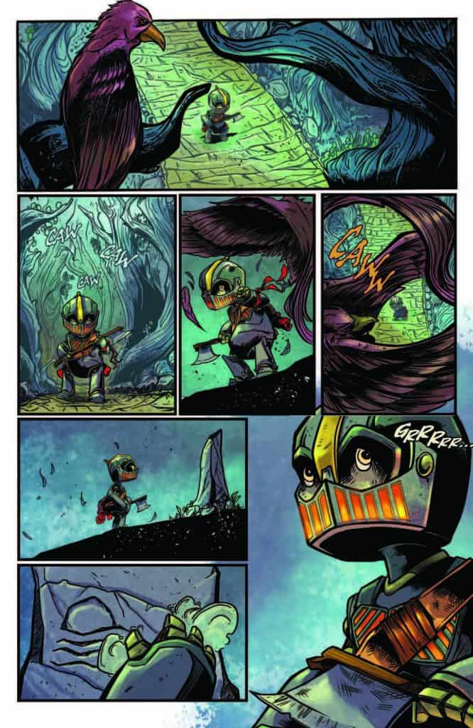 CANTO #2 - preview page 5
