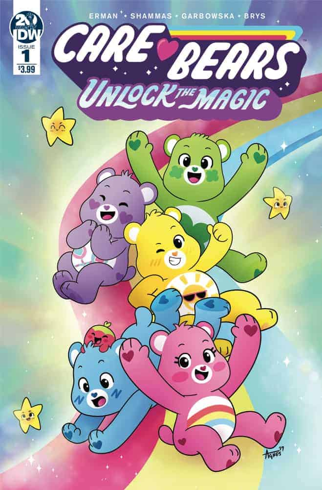 Care Bears: Unlock the Magic #1 - Cover A