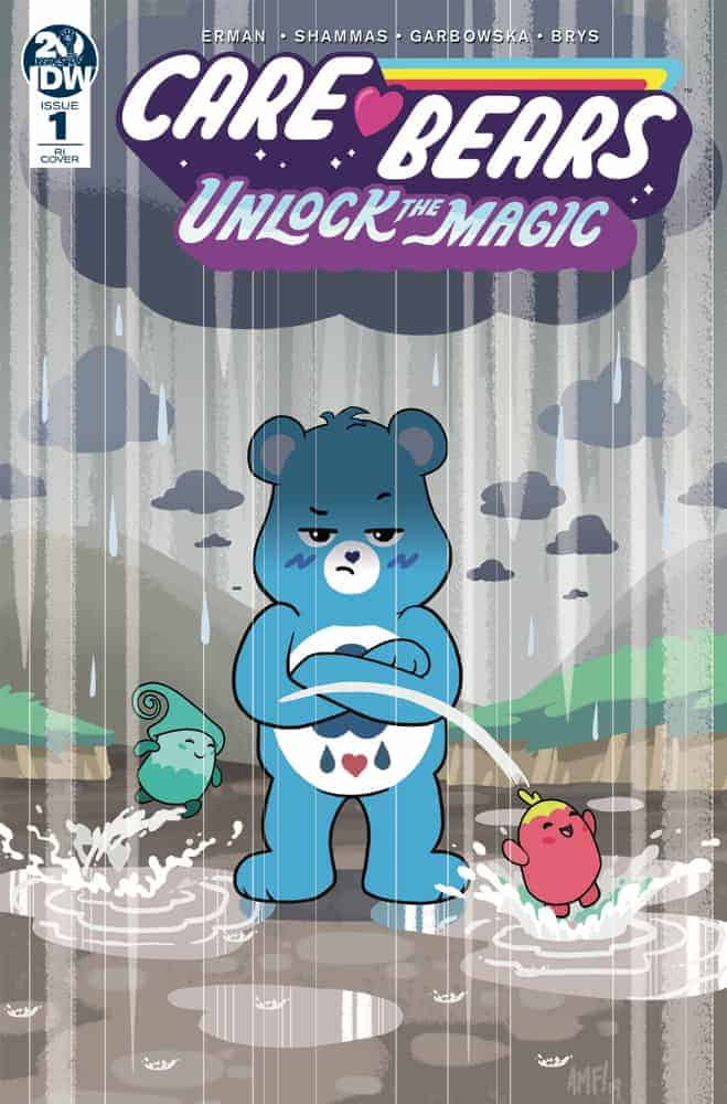 Care Bears: Unlock the Magic #1 - Retailer Incentive Cover