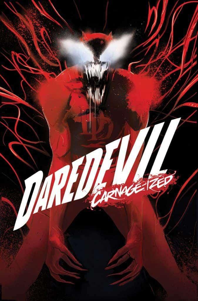 Daredevil #8 - Cover B