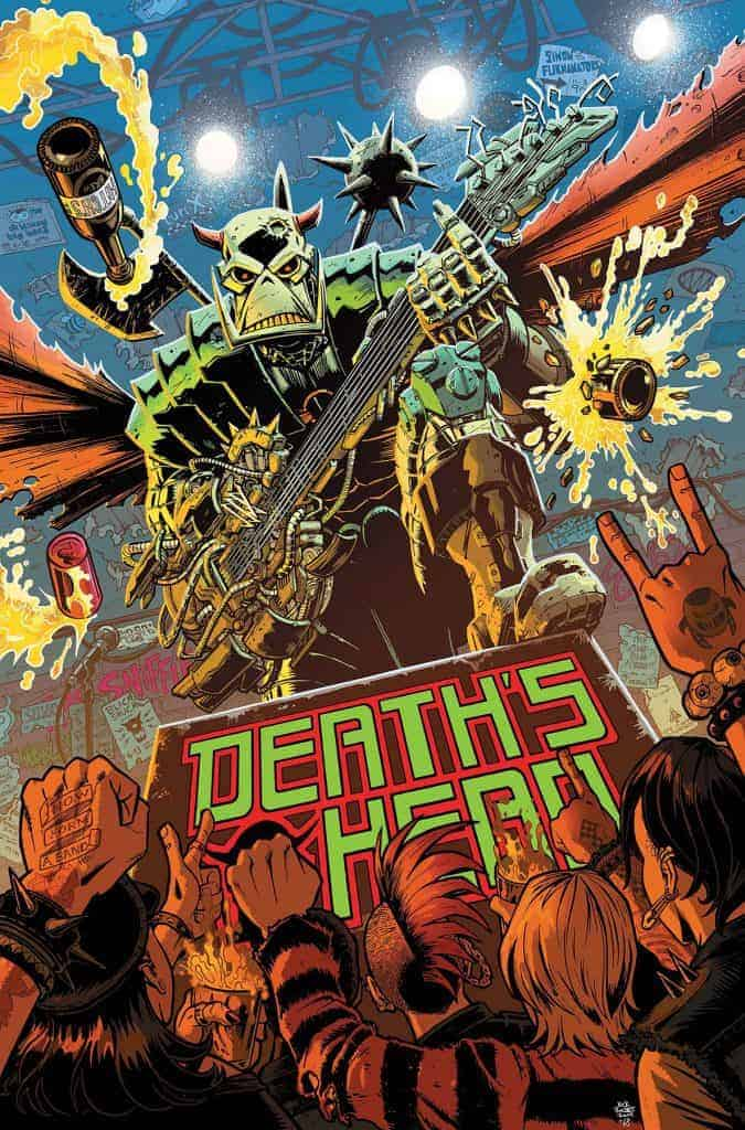 Death's Head #1 - Cover A