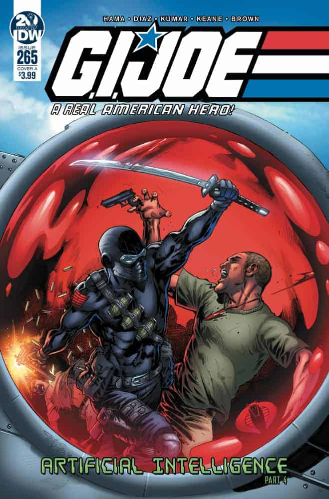 G.I. Joe A Real American Hero #265 - Cover A
