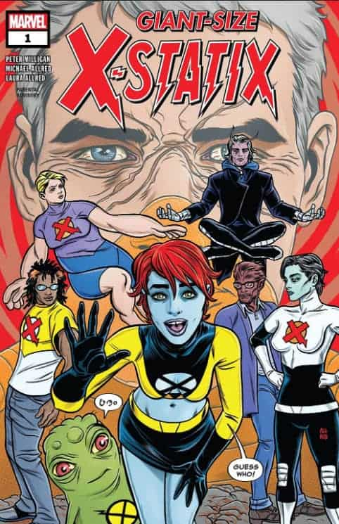 Giant Size X-Statix #1 - Cover A