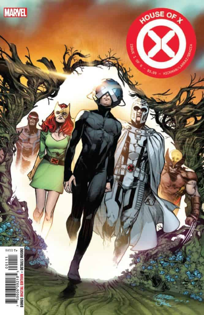 HOUSE OF X #1 - Cover A