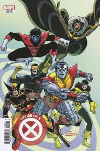 HOUSE OF X #1 - Cover I