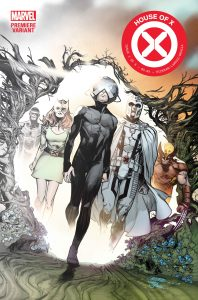 HOUSE OF X #1 - Cover L
