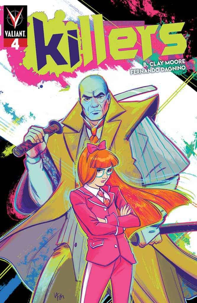 KILLERS #4 - Cover D