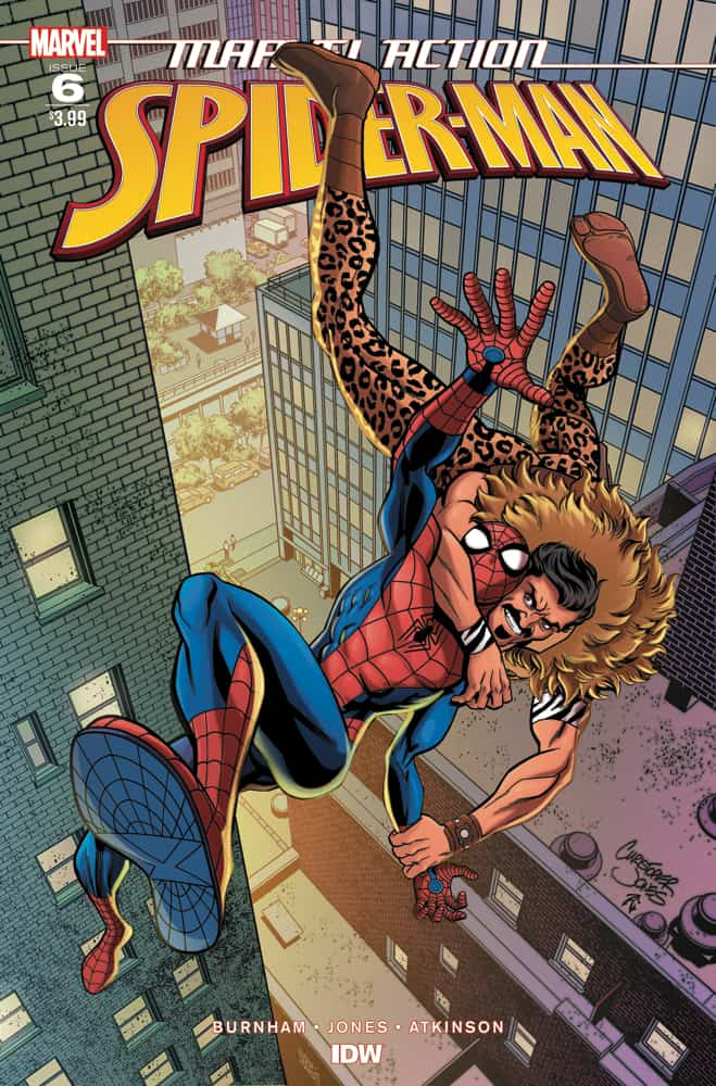 Marvel Action Spider-Man #6 - Cover A