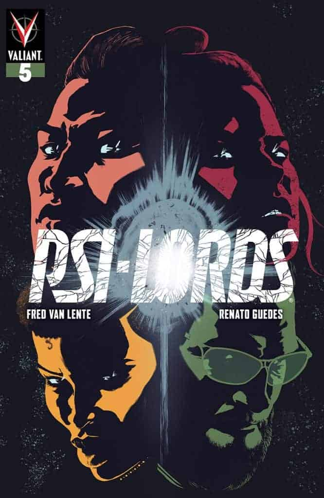 PSI-LORDS #5 - Cover C