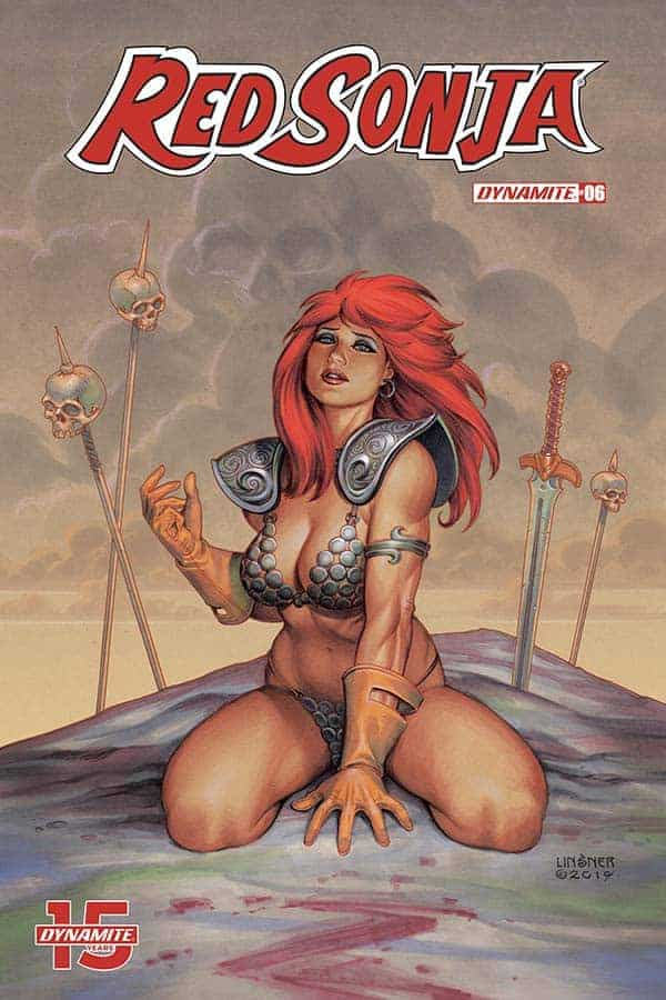 Red Sonja (Vol.5) #6 - Cover B