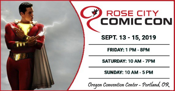 Rose City Comic Con 2019 feature 1