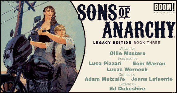 Sons of Anarchy Legacy Edition Vol. 3 preview feature