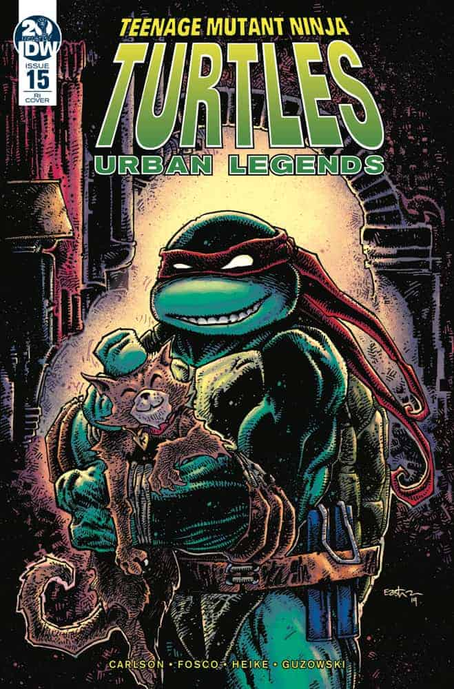 TMNT: Urban Legends #15 - Retailer Incentive