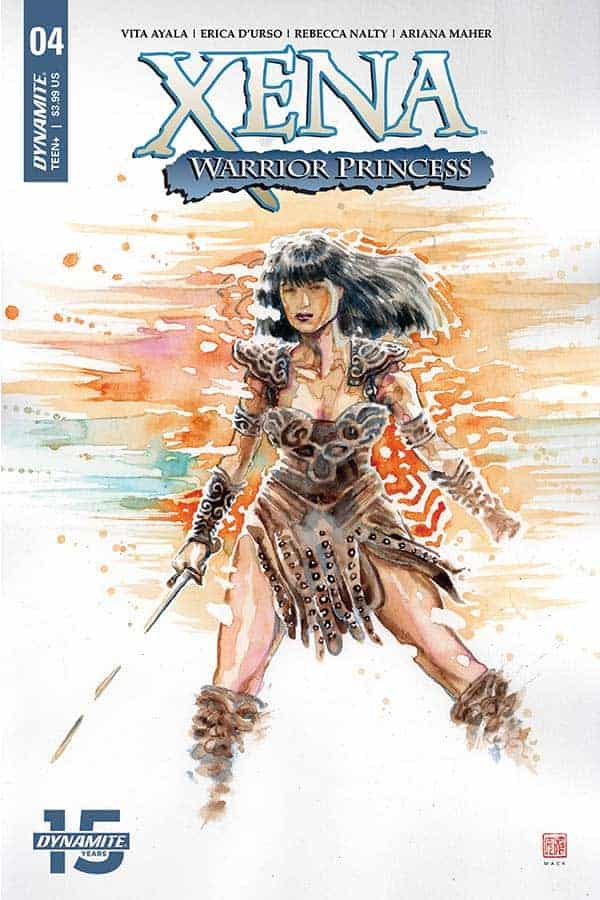 Xena: Warrior Princess (2019) #4 - Cover A