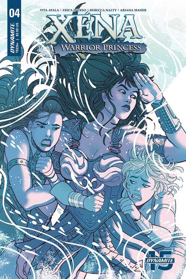 Xena: Warrior Princess (2019) #4 - Cover C