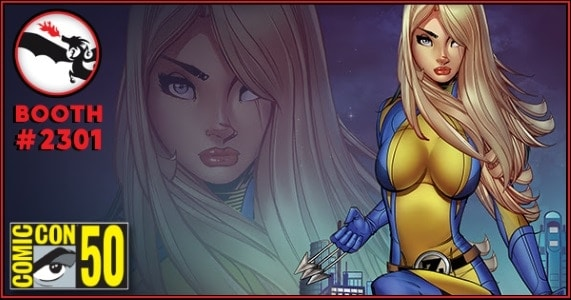 Zenescope at SDCC 2019 feature