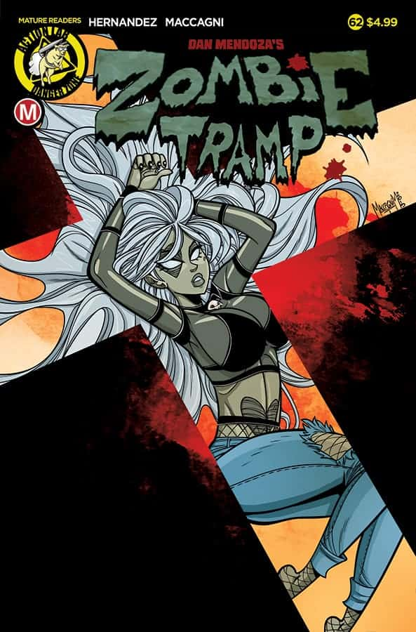Zombie Tramp #62 Cover A