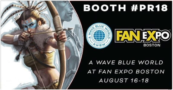 AWBW at Fan Expo Boston 2019 feature