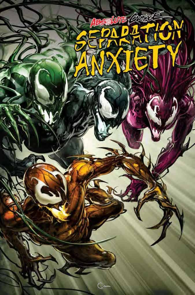 Absolute Carnage: Separation Anxiety #1 - Cover D