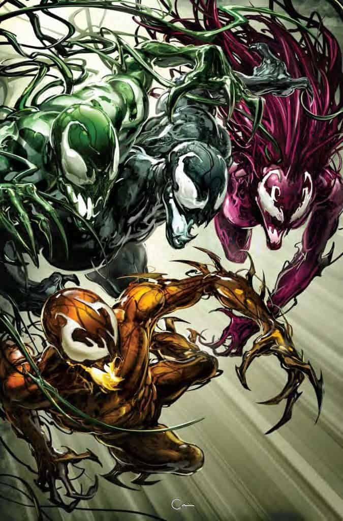 Absolute Carnage: Separation Anxiety #1 - Cover E