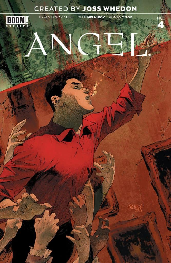 ANGEL #4 - Incentive Cover