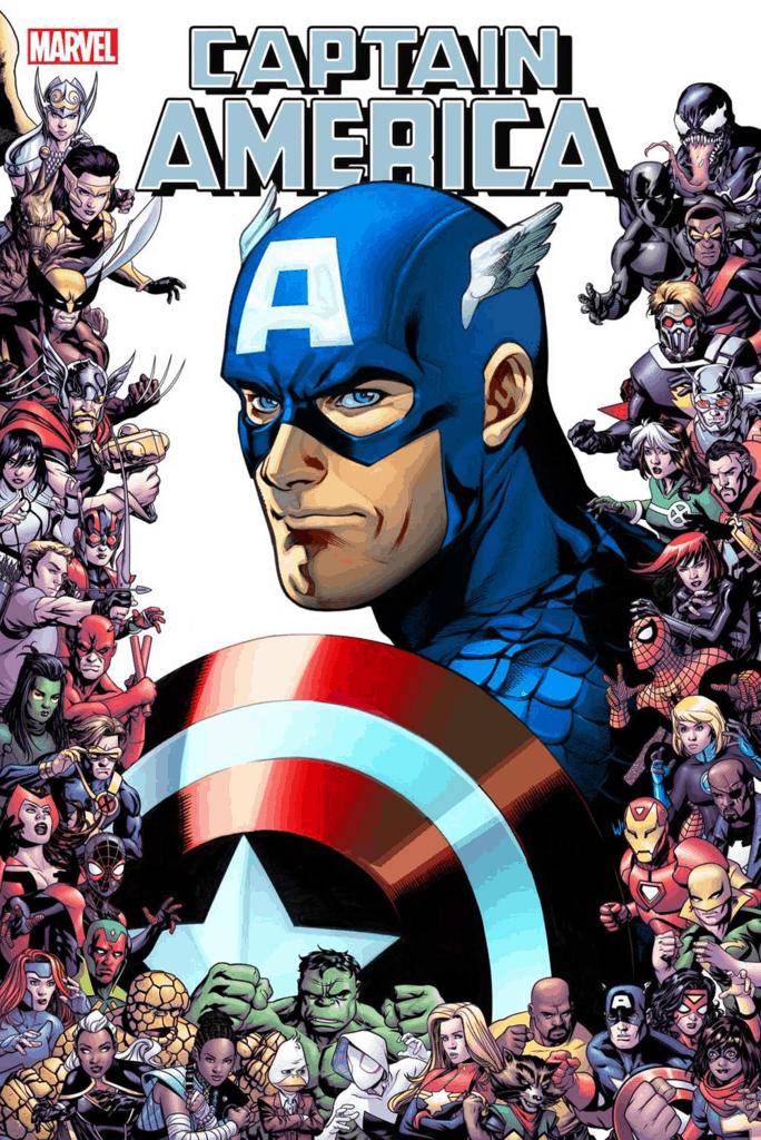 Captain America #13 - Cover C
