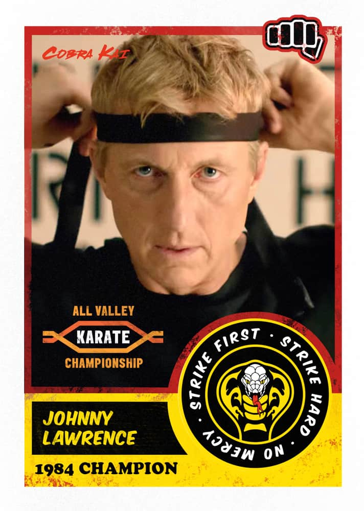 Cobra Kai: The Karate Kid Saga Continues #1 - Photo Cover