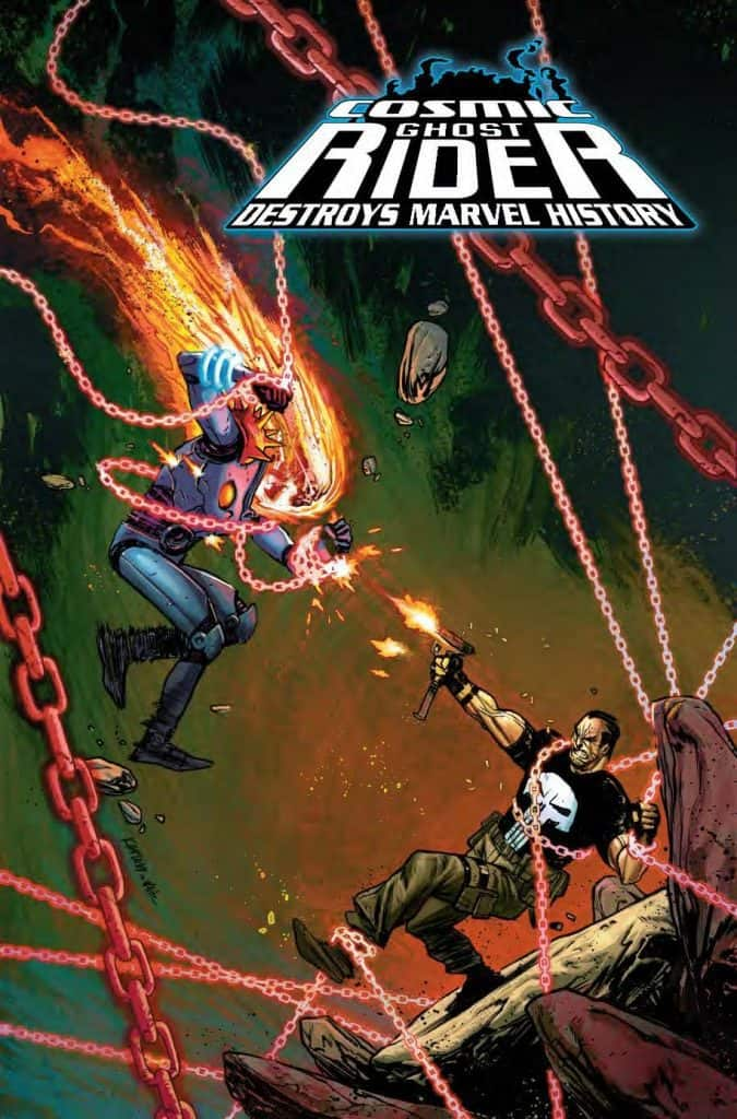 Cosmic Ghost Rider Destroys Marvel History #6 - Cover B
