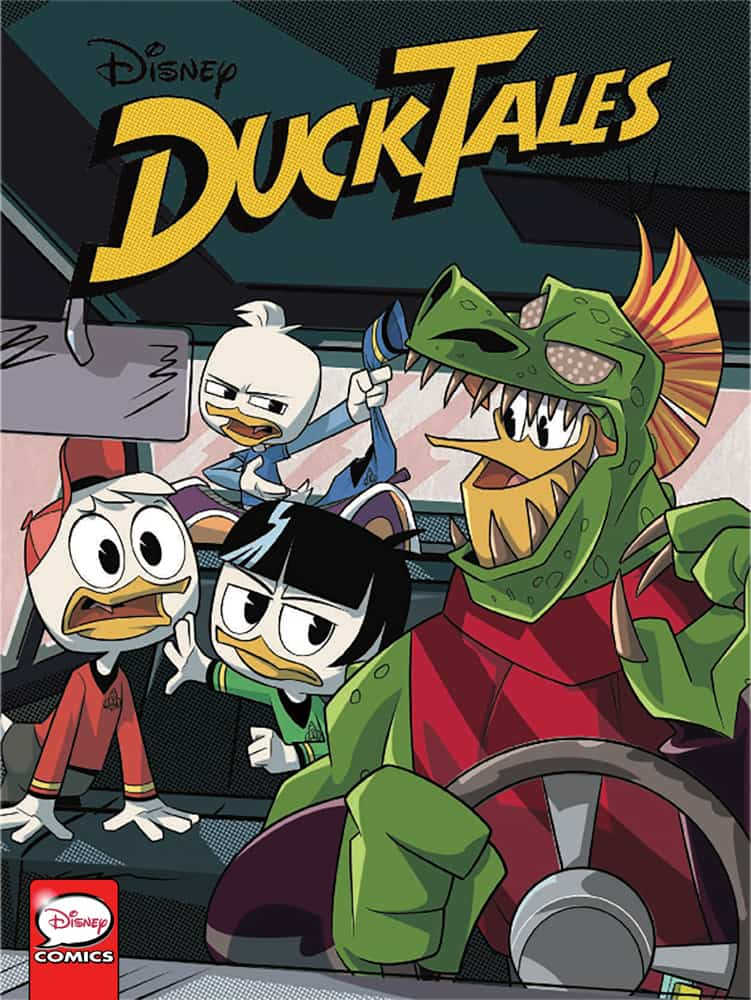 DuckTales: Silence and Science #3 - Cover A