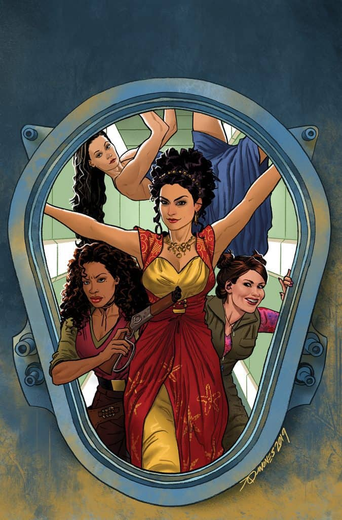 FIREFLY #11 - Preorder Cover