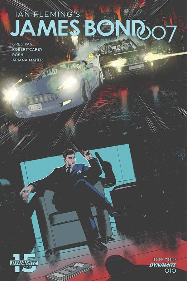 James Bond 007 #10 - Cover D