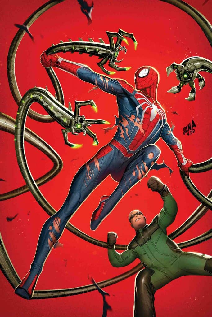MARVEL'S SPIDERMAN: CITY AT WAR #6 - Cover B