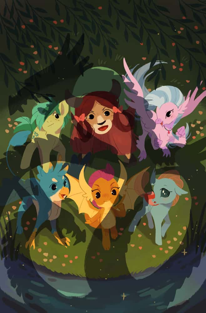 My Little Pony: The Feats of Friendship #3 - Retailer Incentive Variant