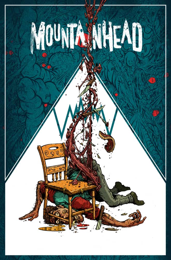 Mountainhead #3 - Cover A