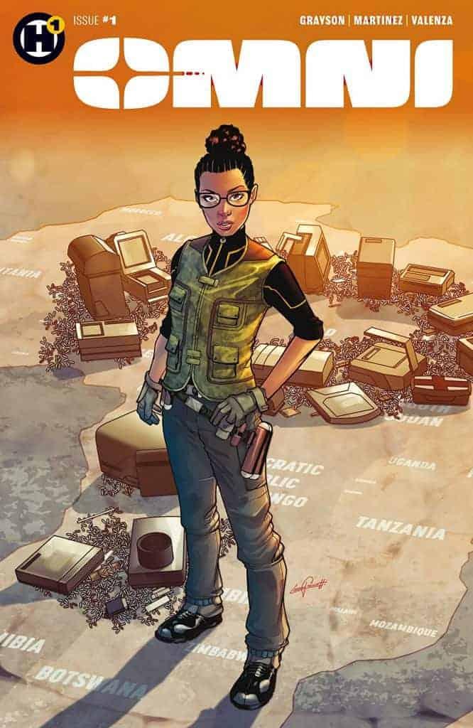 OMNI #1 - Main Cover