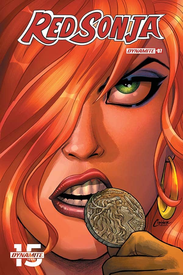 Red Sonja (Vol. 5) #7 - Cover A