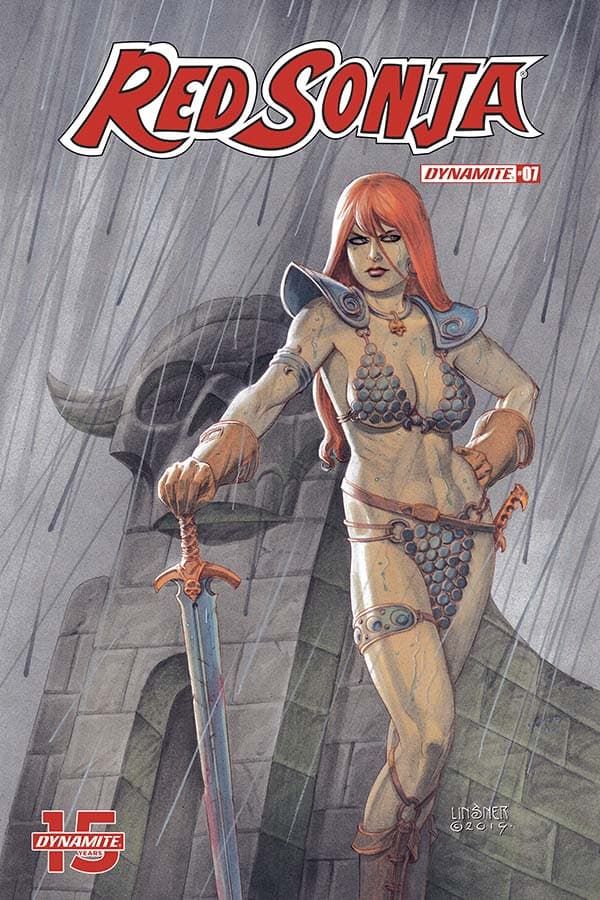 Red Sonja (Vol. 5) #7 - Cover B