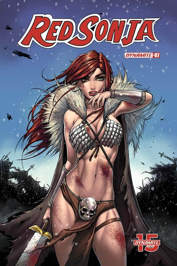 Red Sonja (Vol. 5) #7 - Cover D