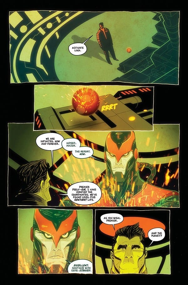 STRAYED #1 - preview page 4
